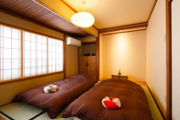 Main Room with Futon