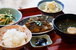Japanese Lunch Set Image